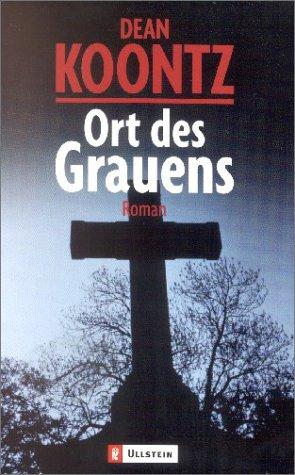 9783548254708: Ort des Grauens.
