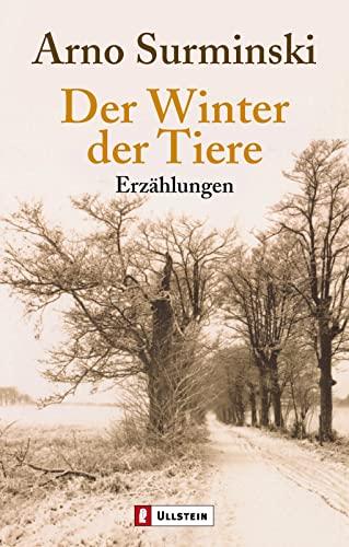 9783548259741: Der Winter der Tiere