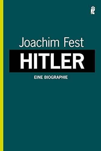9783548265148: Hitler: Eine Biographie (German Edition)