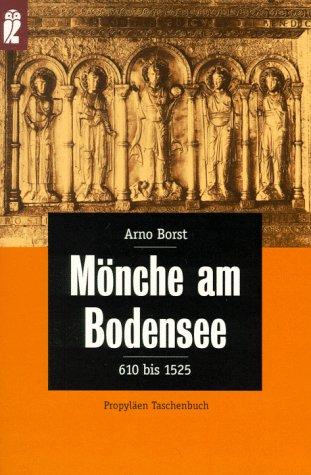 9783548265353: Mönche am Bodensee