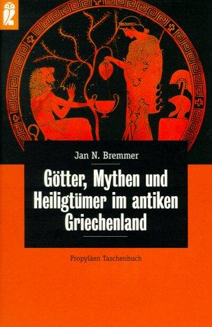 9783548265377: G�tter, Mythen und Heiligt�mer im antiken Griechenland