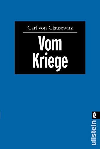Clausewitz, C: Vom Kriege: Clausewitz, Carl Von