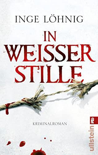 9783548268651: In wei�er Stille: Kommissar D�hnforts zweiter Fall