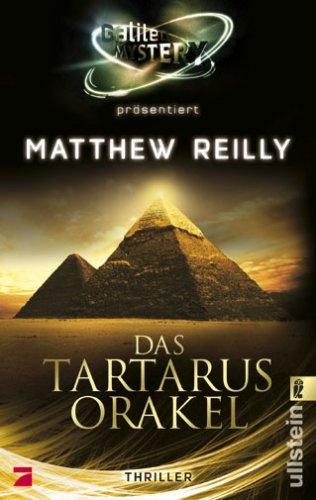 9783548269344: Das Tartarus-Orakel