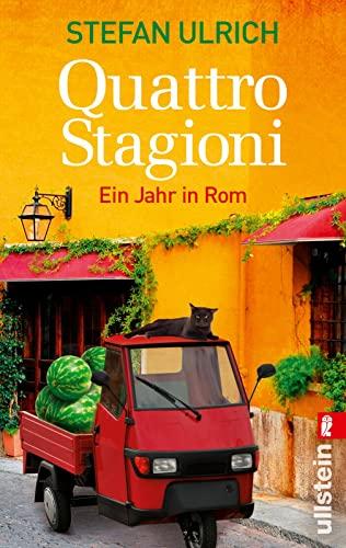 9783548284026: Quattro Stagioni: Ein Jahr in Rom