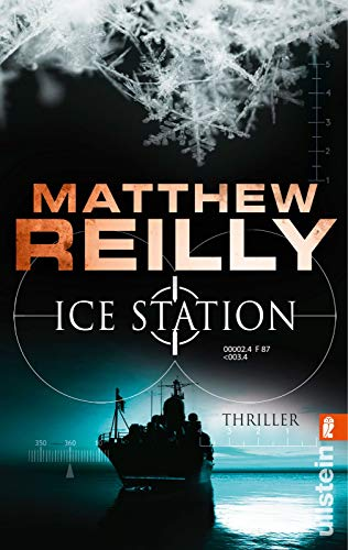9783548285931: Ice Station (Scarecrow, #1)