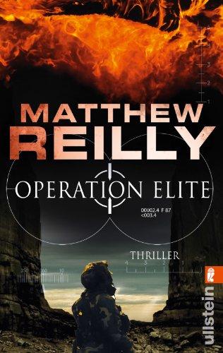 9783548286891: Operation Elite