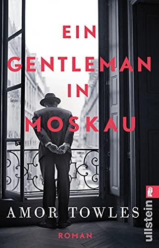 9783548290720: Ein Gentleman in Moskau: Roman