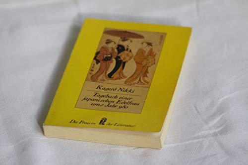 Kagero Nikki - Tagebuch einer japanischen Edelfrau: Kagero Nikki .