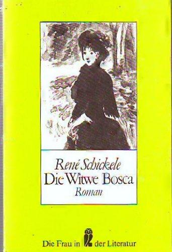 9783548301662: Die Witwe Bosca
