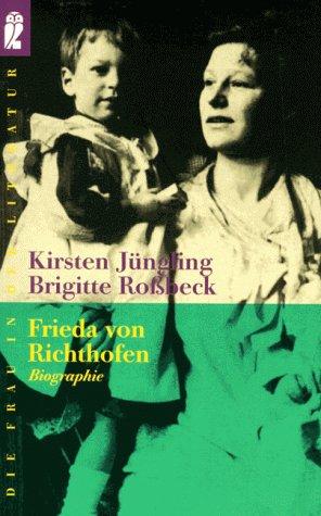 9783548304168: Frieda von Richthofen: Biographie (Frau in der Literatur) (German Edition)