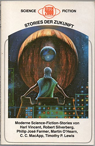 Ullstein 2000 sf- Stories 79. - Vincent, Harl, Robert Silverberg Philip José Farmer u. a.