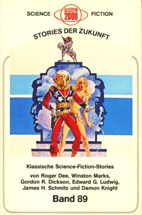 9783548310299: Ullstein 2000 sf- Stories 89.