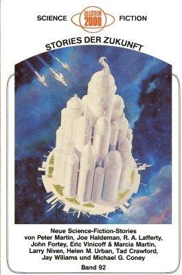 Science Fiction-Stories 92 : [Stories der Zukunft: Spiegl, Walter (Hrsg.):