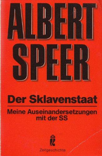 Der Sklavenstaat: Speer, Albert