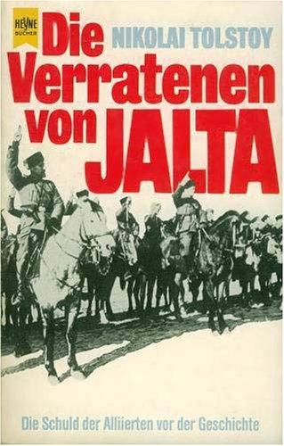 9783548330792: Die Verratenen Von Jalta