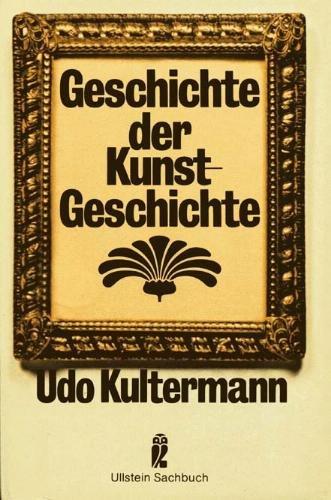 9783548340548: Geschichte der Kunstgeschichte