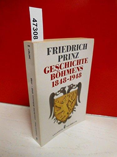 9783548347073: Geschichte Böhmens 1848-1948