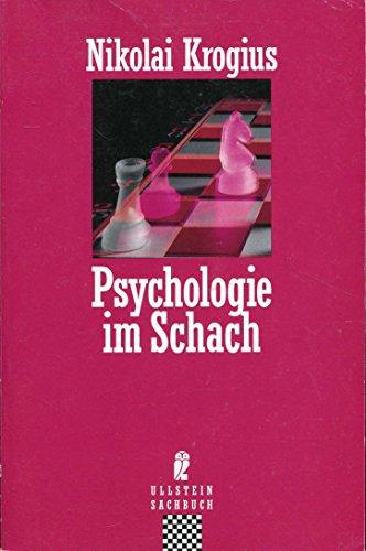 9783548348490: Psychologie im Schach
