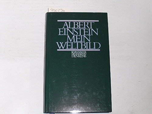 9783548350240: Mein Weltbild (Ullstein Materialien) (German Edition)
