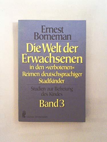 Die Welt der Erwachsenen in den verbotenen: Ernest Borneman