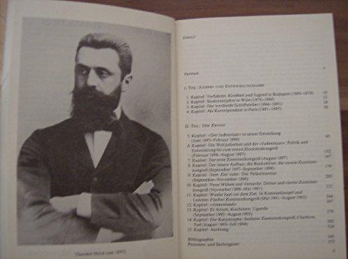 Theodor Herzl. Biographie. - Bein, Alex