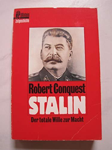 9783548352879: Stalin. Der totale Wille zur Macht. (German Edition)