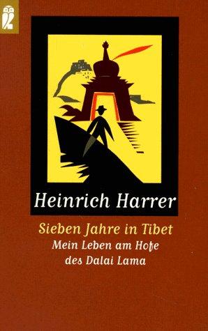 9783548357959: Sieben Jahre in Tibet