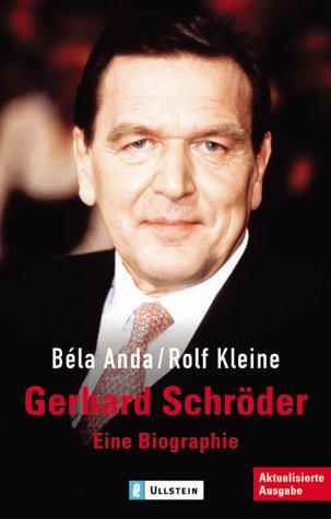 9783548363875: Gerhard Schröder: Eine Biographie