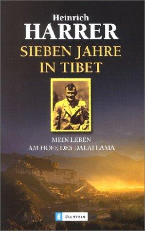 9783548364315: Sieben Jahre in Tibet. Mein Leben am Hofe des Dalai Lama.