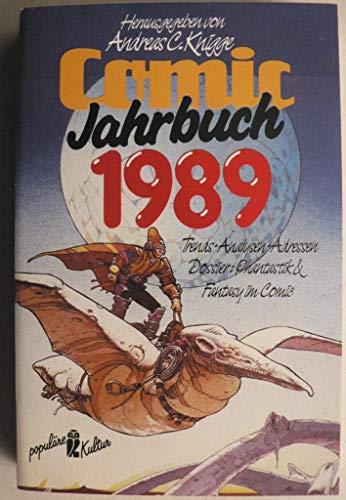 9783548365657: Comic Jahrbuch 1989