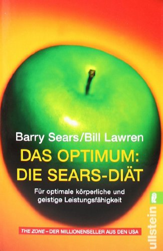 Das Optimum: Die Sears-Diät (354836599X) by [???]