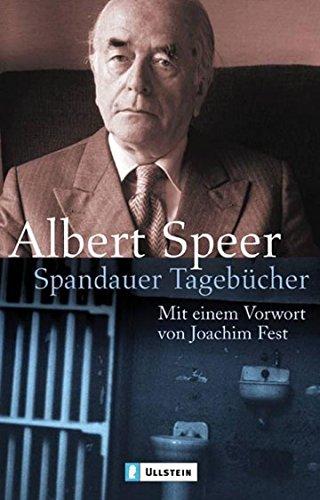 9783548367293: Spandauer Tagebücher.