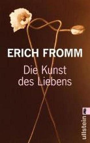 Fromm Kunst Des Liebens