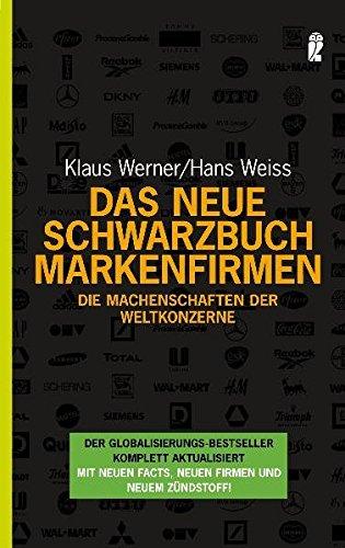 9783548368474: Das neue Schwarzbuch Markenfirmen
