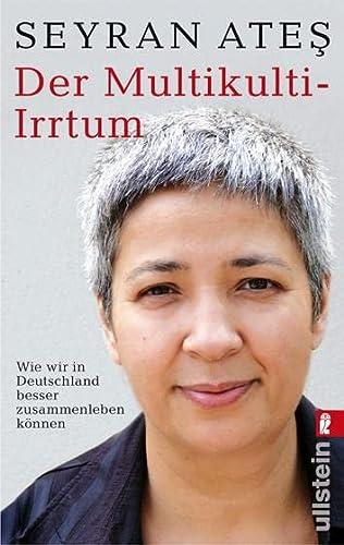 9783548372358: Der Multikulti-Irrtum: Wie wir in Deutschland besser zusammen leben können