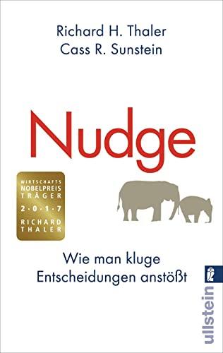 9783548373669: Nudge: Wie man kluge Entscheidungen anstößt