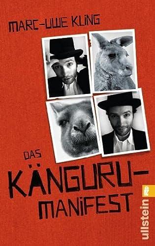 9783548373836: Das K�nguru-Manifest