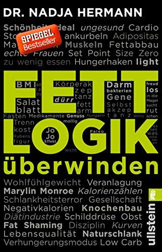 9783548376516 - Nadja Hermann: Fettlogik überwinden (Paperback) - Buch