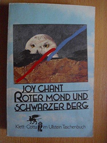 9783548390345: Roter Mond und Schwarzer Berg (German text version)