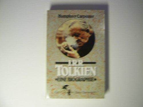 9783548390581: J.R.R. Tolkien. Eine Biographie