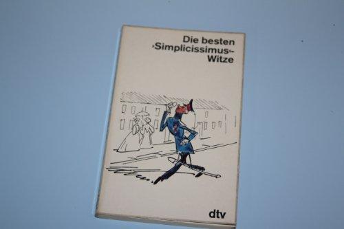 9783548401317: Die besten Simplicissimus-Witze