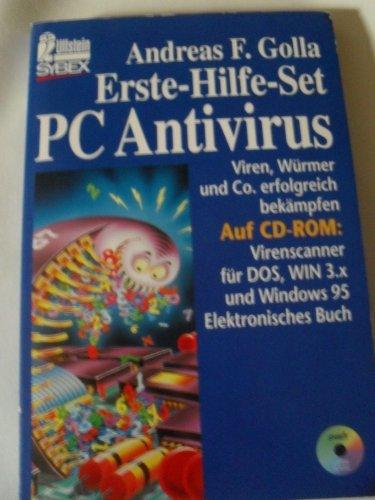 9783548410784: Erste-Hilfe-Set PC Antivirus