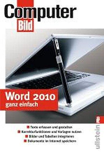 9783548412979: Word 2010 - ganz einfach
