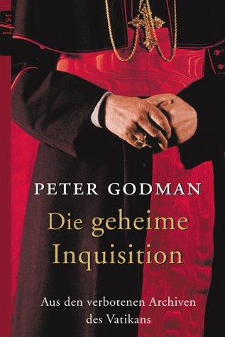 9783548602011: Die geheime Inquisition