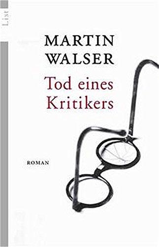 9783548603261: Tod Eines Kritikers (German Edition)
