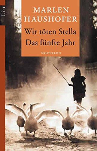 9783548603315: Wir töten Stella / Das fünfte Jahr.