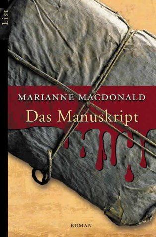 9783548603513: Das Manuskript.