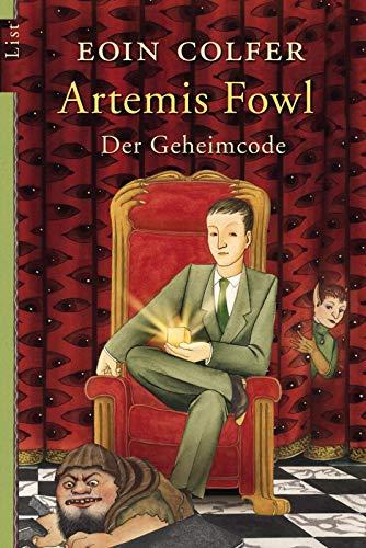 9783548604855: Artemis Fowl German: Artemis Fowl 3 - Der Geheimcode (German Edition)