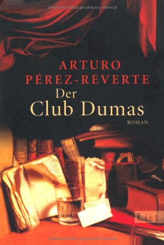 9783548605111: Der Club Dumas